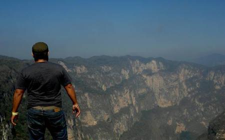 Sumidero National Park Full-Day Trip from Tuxtla Gutiérrez
