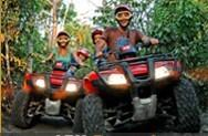 4-Hour ATV Jungle and Snorkel Combo in Cozumel