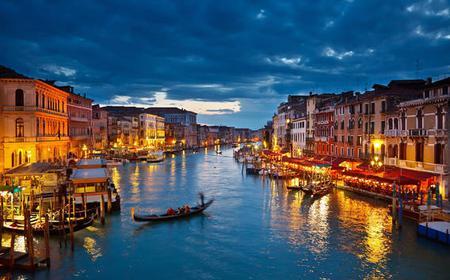 Venice: 30 Minute Private Gondola Ride by Night