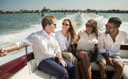 Murano and Torcello Boat Tour