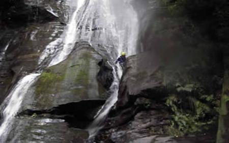 Join Splash White Water Rafting Canyoning Tour