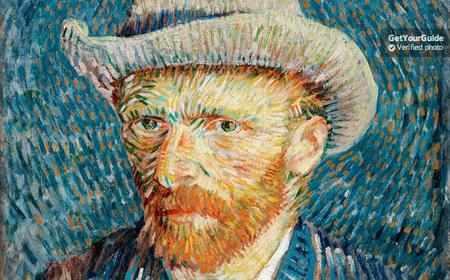 Van Gogh Museum Skip The Line Ticket