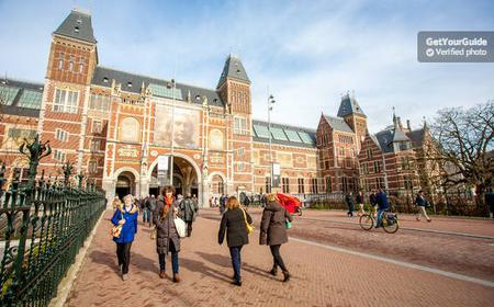 Ticket ohne Anstehen für das Rijksmuseum
