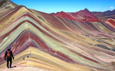 Cusco: Rainbow Mountain Full-Day Hike