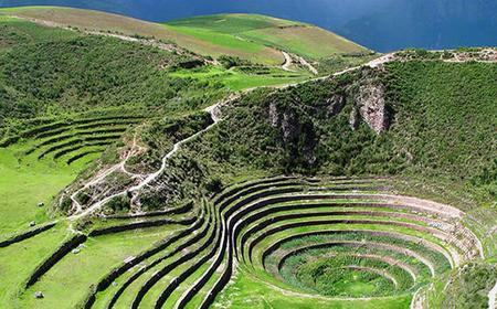 Shared Maras Moray Tour + Workshop or Spa Session