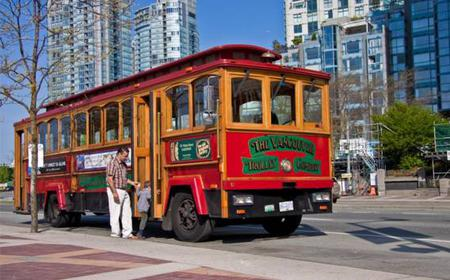 Hop-On Hop-Off Vancouver: 1 or 2-Day Ticket
