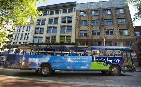 Vancouver 24-Hour Hop-On, Hop-Off Sightseeing Tour Pass