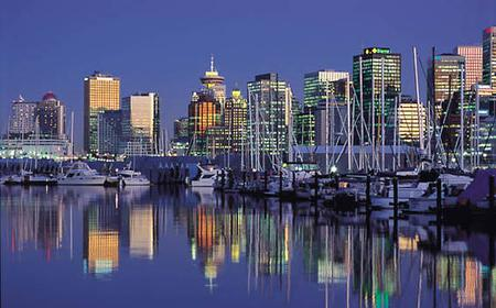 Vancouver Walking Tour: Coal Harbour and Stanley Park