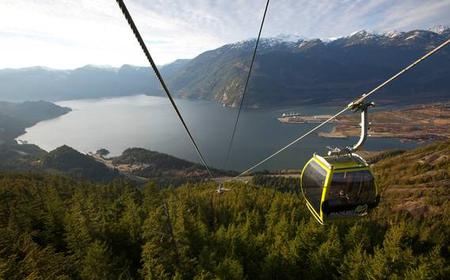 Vancouver: 7-Hour Sea to Sky Tour