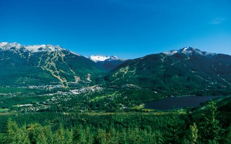 Whistler and Shannon Falls - Full-Day Tour