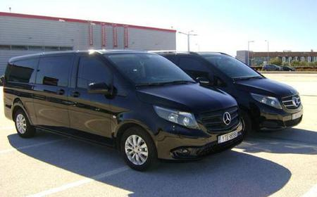 Athens Private Airport Transfer to or from City Center