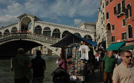 Venice Walking Tour from St. Mark's to Rialto Bridge