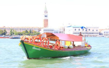 Venice, Burano, and Torcello 5-Hour Boat Tour