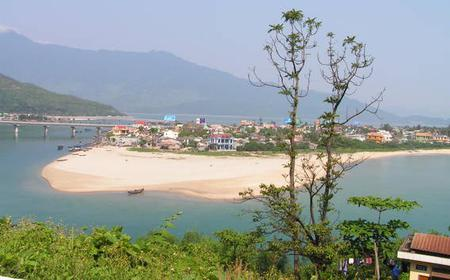 Full Day Hai Van Pass & Lang Co Beach from Hoi An