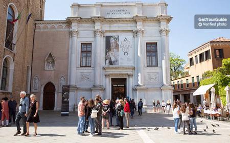 Venice: Gallerie dell'Accademia & Dorsoduro Guided Tour