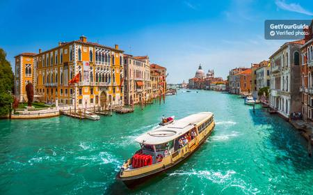 Venice City Pass with Doge's Palace & Public Transport
