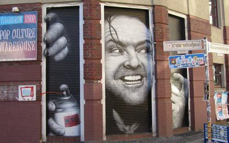 Berlin Kreuzberg 36: Graffitti, Carriages and Luxusloft