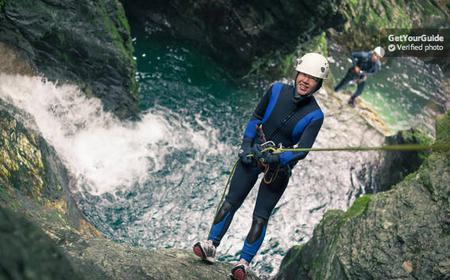 3.5-Hour Canyoning Tour from Bled