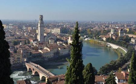 Verona Bike Tour with Wine Tasting