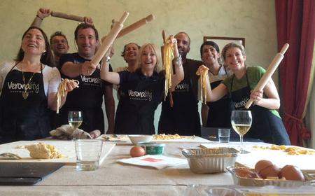 Verona Half-Day Cooking Class: The Real Taste of Italy