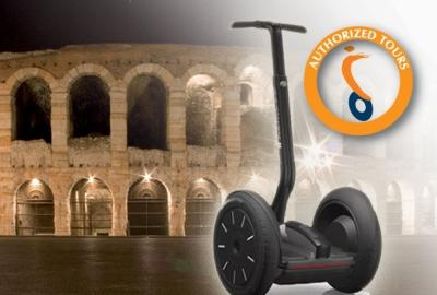 3-Hour Verona Segway PT Authorized Tour