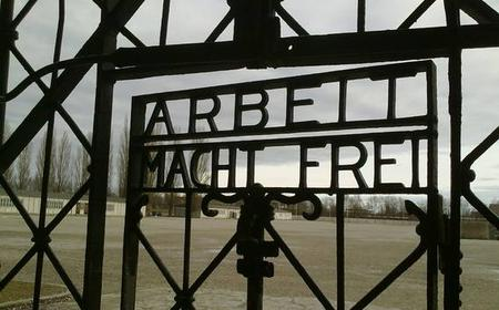 Guided tour of the Dachau Concentration Camp