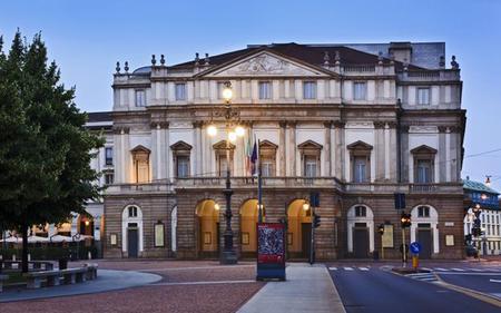 Milan La Scala Opera and Museum Tour