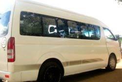 Victoria Falls Airport 1-Way Hotel Transfer