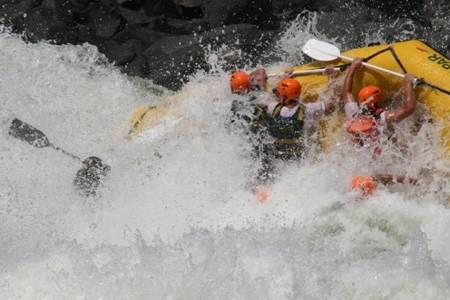 Victoria Falls Full-Day Whitewater Rafting in Zimbabwe