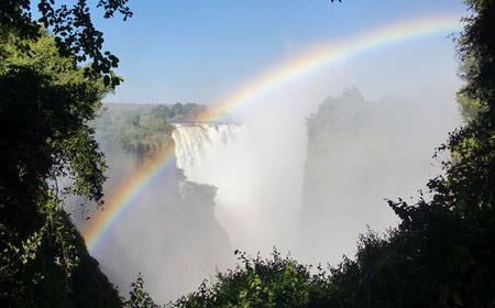 8-Day Victoria Falls and Okavango Delta Safari