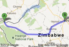Victoria Falls to Harare: 12-Day Zimbabwe Safari