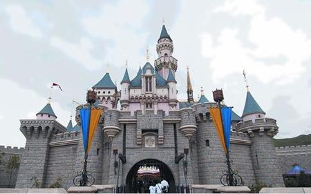 Hong Kong Disneyland Ticket