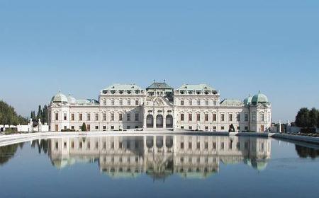 Vienna: Entrance Tickets for Belvedere