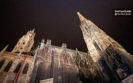 Vienna: 2-Hour Walking Tour by Night
