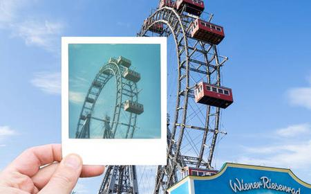 Vienna: Polaroid Photo Tour Prater Park
