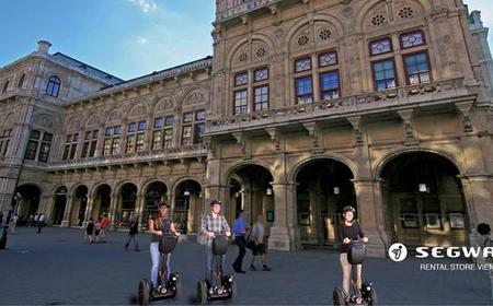 Vienna: City Segway Tour