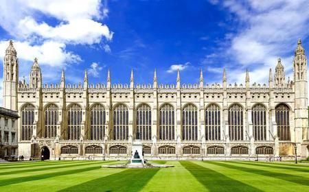 Cambridge: 1.5-Hour Places & People Walking Tour