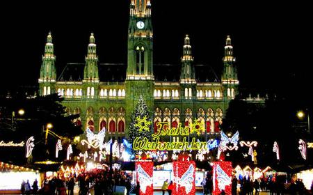 Vienna: Christmas Markets 2.5-Hour Walking Tour