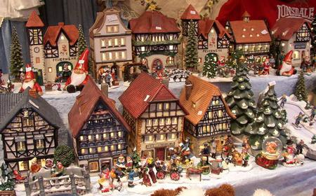 Vienna Christmas Markets: Day Tour from Budapest