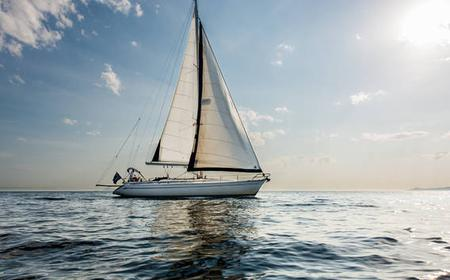 From Voula: 5-Hour Sailing Cruise on the Athens Riviera