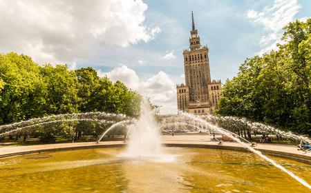 Warsaw: Palace of Culture and Science Tour