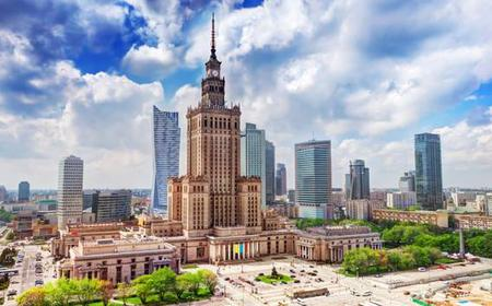 Warsaw: Palace of Culture & Science Underground Tour