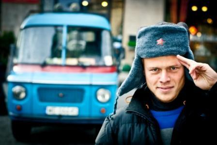 Warsaw: 3-Hour Communism Tour in an Original Socialist Van