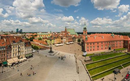 Warsaw: Afternoon City Tour