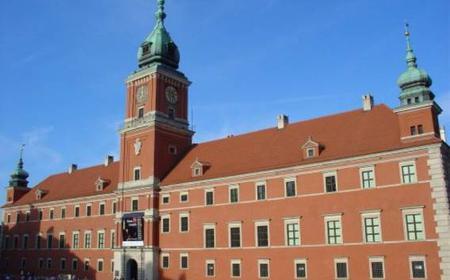 Warsaw City Full-Day Panoramic Bus & Walking Tour