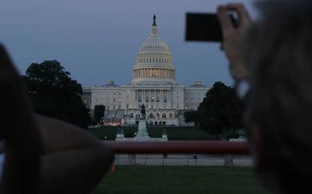 Washington DC at Night 2-Hour Bus Tour
