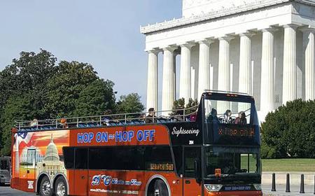 Essential Hop-On Hop-Off Washington DC Bus Tour