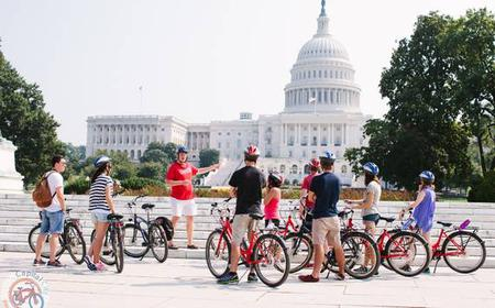 Washington, DC 3-Hour Bike Tour