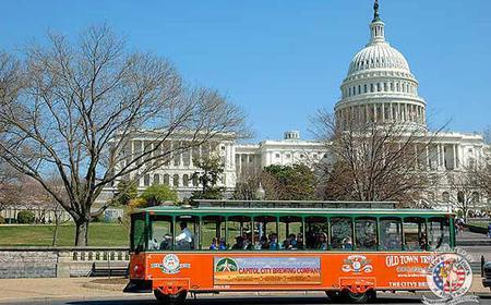 Old Town Trolley Tour of Washington DC
