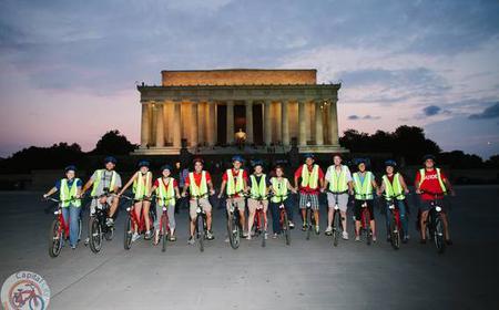 Washington DC Sunset Monuments & Memorials Bike Tour